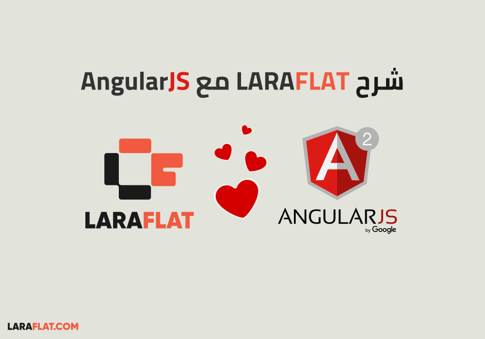 laravel with angular