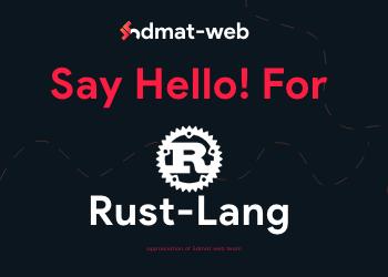 تعلم rust-lang
