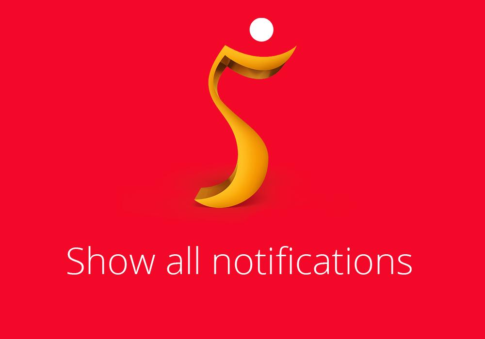 Show all notifications