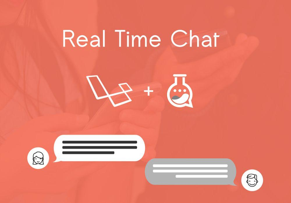 laravel 5.4 Realtime chat app lesson 9 show online users