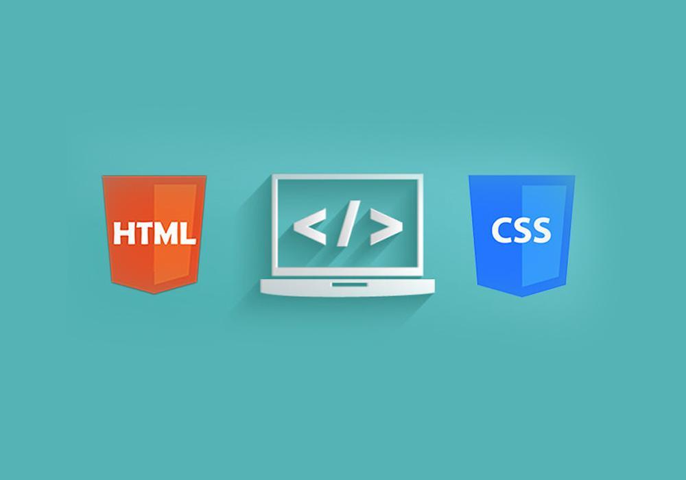 تصميم الهيدر ب html